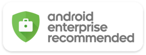 Android Enterprise Ready Logo
