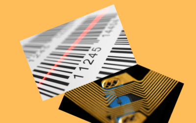 Side by Side Comparison: RFID & Barcoding