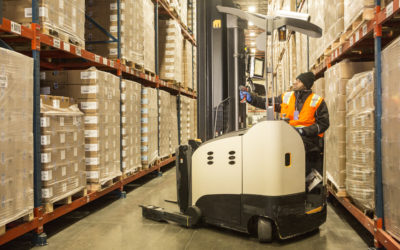 Coming Unglued: How to Select the Best Barcode Scanners and Labels for Cold Applications