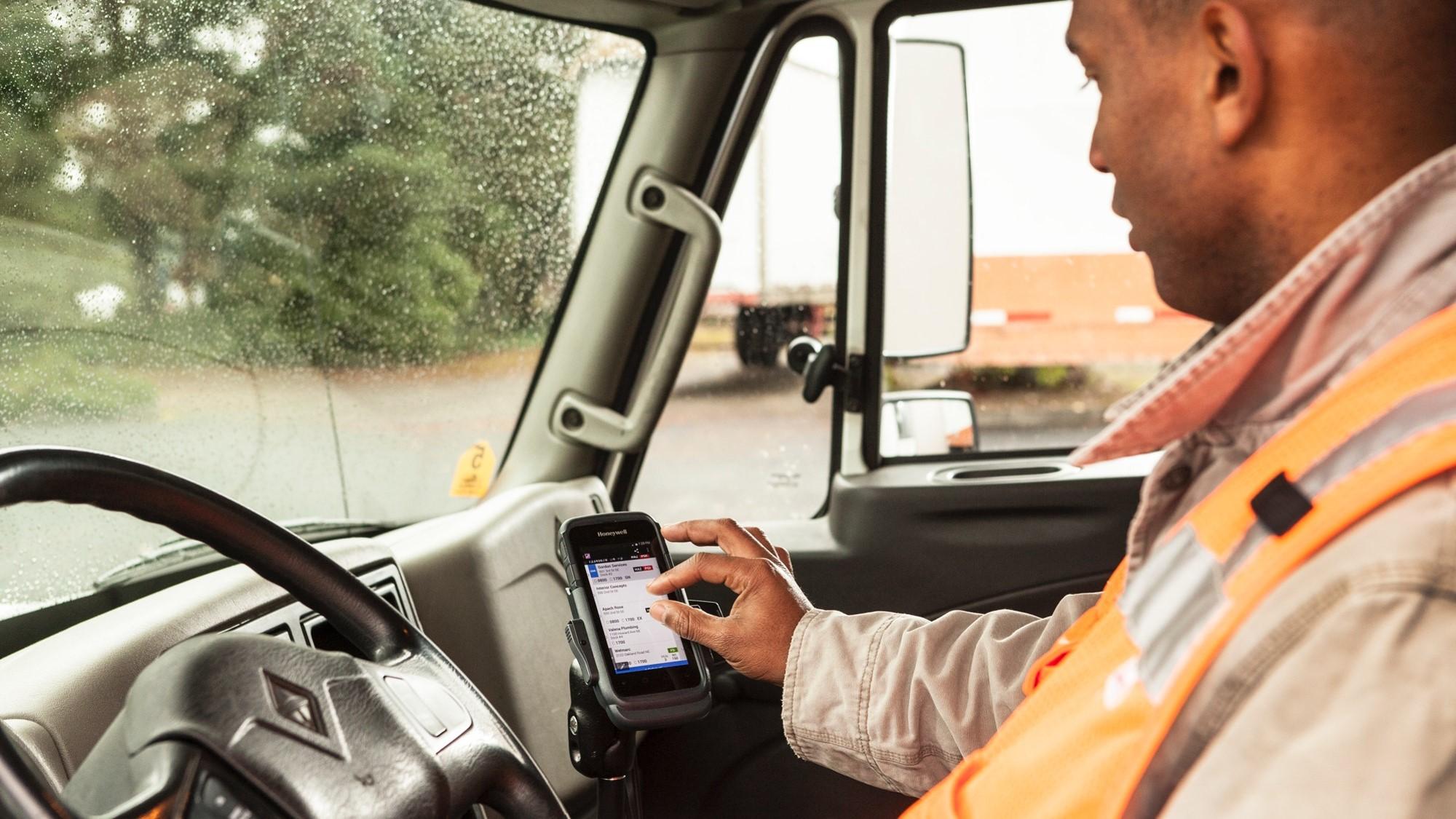 Edge Services Mobile Driver