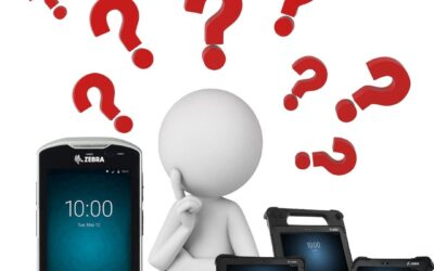 The First Question Your Company Should Ask When Purchasing Mobile Computers and Scanners