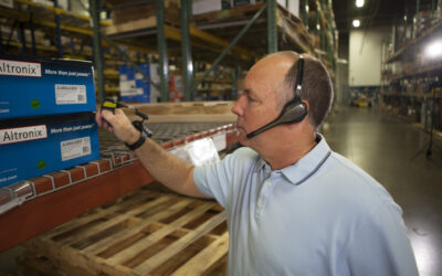 2 Considerations to Find the Best Warehouse Labels for Your Operations